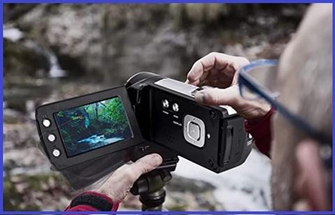 Camcorder 4k sony