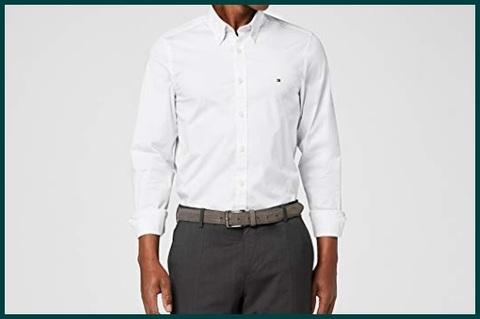 Camicia Slim Fit Tommy Hilfiger Elegante