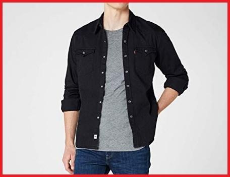 Camicia Jeans Uomo Slim Fit Levis