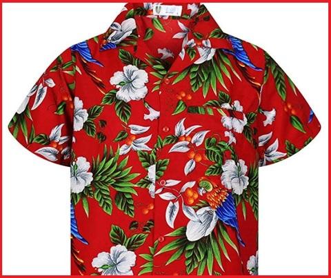 Camicie Hawaiane Uomo