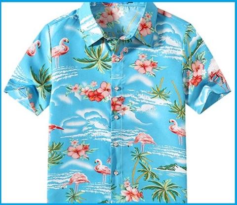 Camicia hawaiana bambino