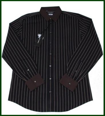Camicia Uomo D&g A Righe
