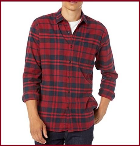 Camicie uomo flanella pesante