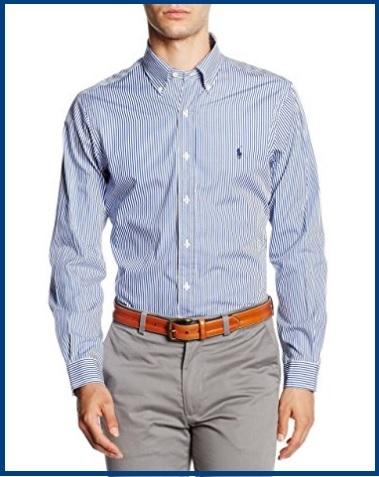 promo code c659f d50b1 Camicia a righe ralph lauren | Grandi Sconti | Camicie su misura