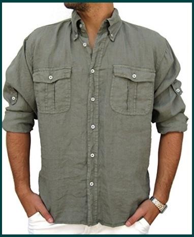 Camicie militari uomo