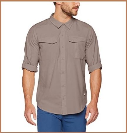 Camicie marroni uomo