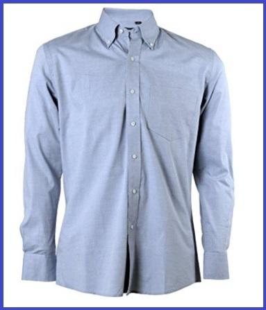 Camicia uomo azzurro cielo