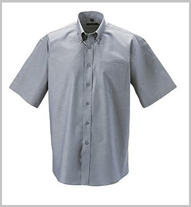 Camicie classiche uomo manica corta