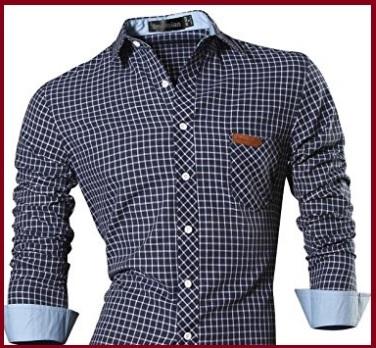 Camicie a righe uomo