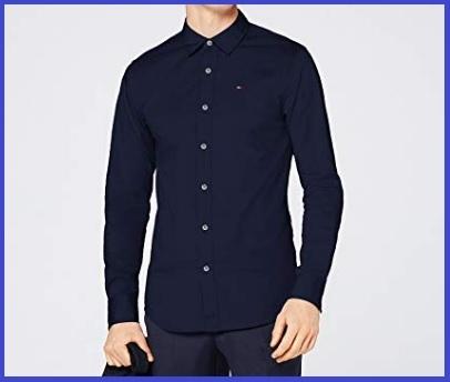 Camicia di marca uomo tommy hilfiger