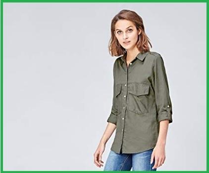 Camicia in seta donna