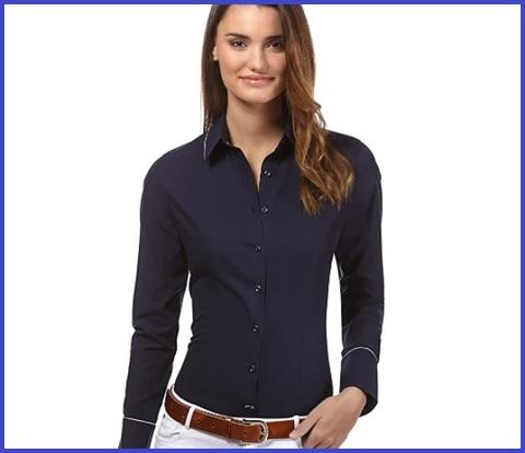 Camicie di marca donna vincenzo boretti