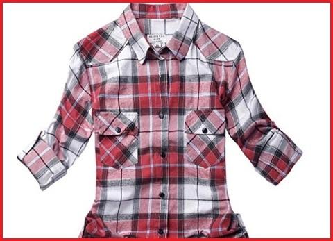 Camicie flanella donna