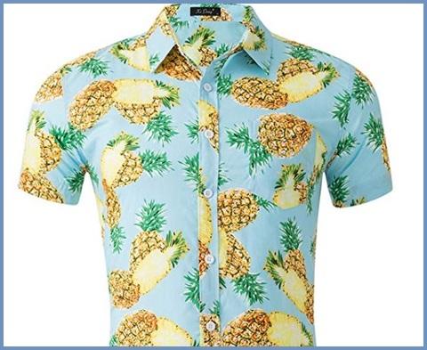 Camicie hawaiane uomo estive
