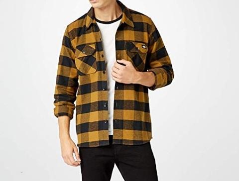 Camicie in pile uomo