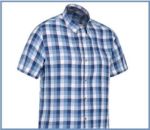 Camicie sportive uomo maniche corte