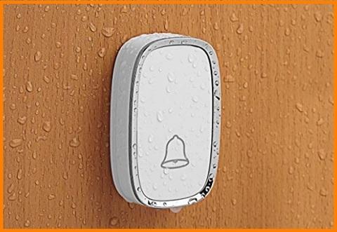 Campanelli senza fili con 3 ricevitori wireless