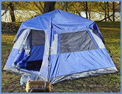 Camping tenda 3 persone