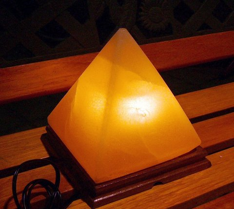 Lampade Cristalli Di Sale Himalaya Terapeutica