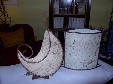 Lampade abat-jour cubo