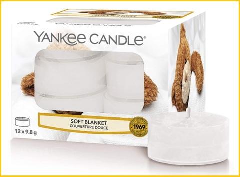 Candeline profumate piccole yankee