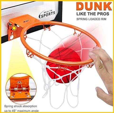 Canestro basket camera