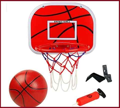 Canestro Basket Da Muro