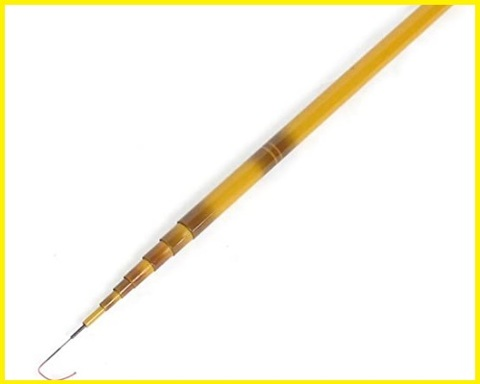 Canna da pesca in bambù