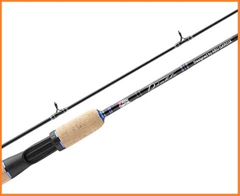 Canna da pesca per fiume