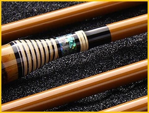 Canna da pesca bambù