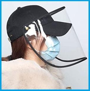 Cappello Di Protezione Pvc Con Visiera Plastica