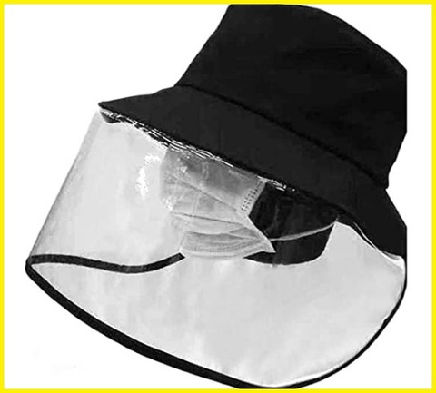 Visiera Con Cappello Protezione