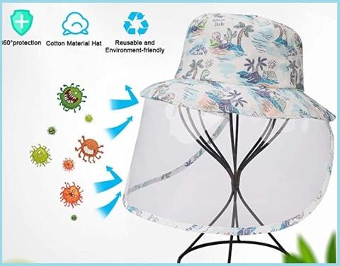 Cappelli Protettivi Bambini Con Visiera