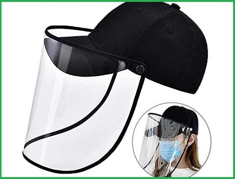 Visiera Protettiva Cappello