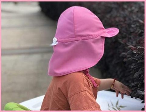 VBIGER Cappello Beanie da Bambini in Cotone Adatti fra 1-3anni,un Insieme di 3