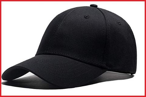 Cappello baseball nero