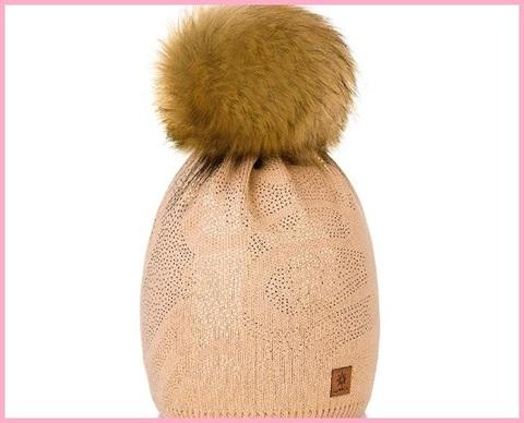Cappello donna lana