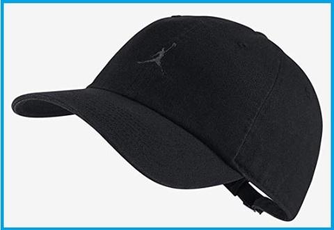 Cappellino Jordan Nero