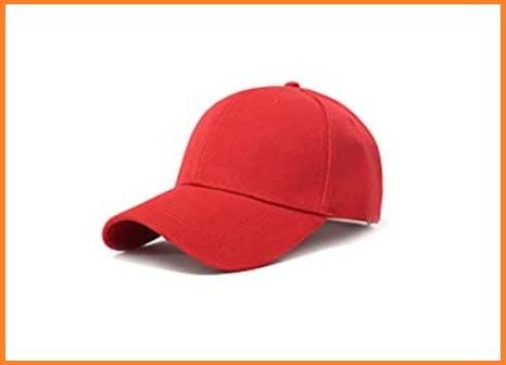 Cappellino Rosso Bimbo