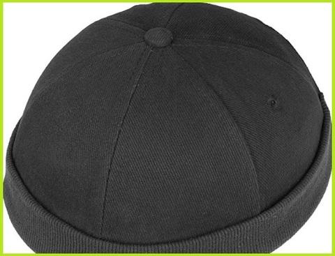 Cappello Senza Visiera Velluto