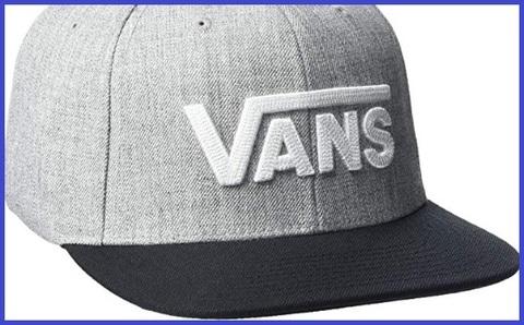 Cappello Vans Visiera Piatta