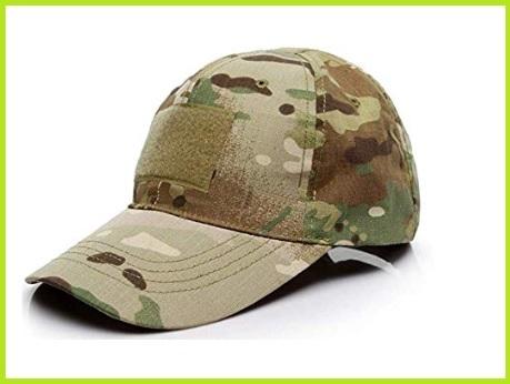 Cappellino Verde Militare