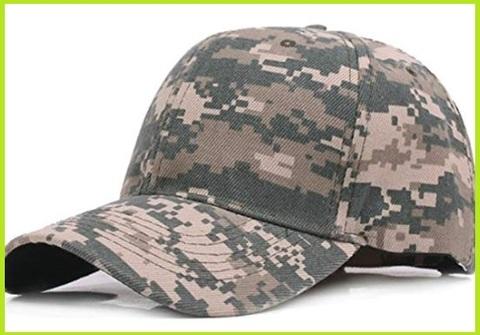 Cappello Verde Militare Per Bambini