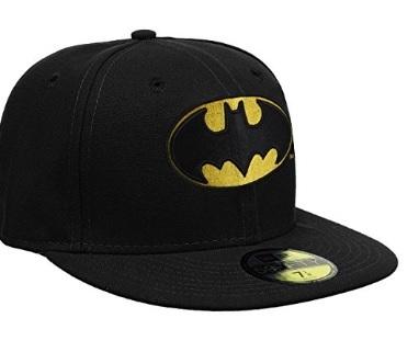 Cappellino Batman Classico New Era Baseball Uomo