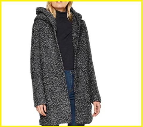 Cappotto lungo donna invernale