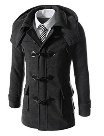 Cappotto Lungo Invernale Elegante Soprabito