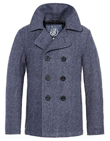 Cappotto Invernale Trapuntato Stile Vintage