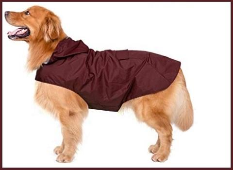 Cappotto Per Cani Impermeabile