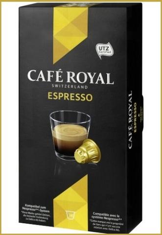 Capsule nespresso compatibili royal