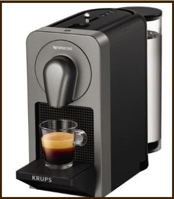 Macchina caffè nespresso utilizzabile con smartphone